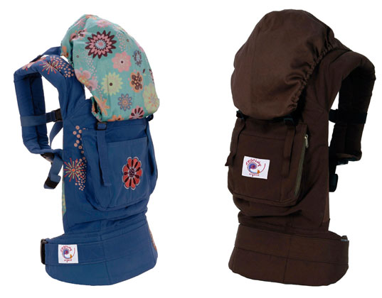 REVIEW  ERGObaby Organic Baby Carriers