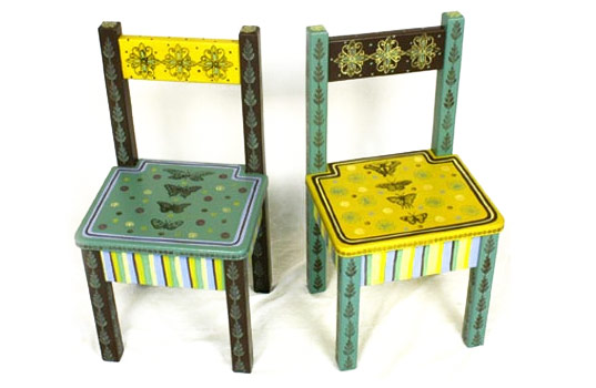 Eco Kids, Eco Table, Green Chairs, Green Childrens Furniture, Green Childs  Table