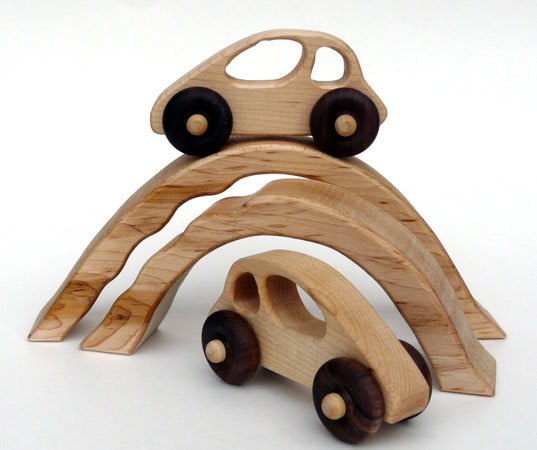 little sapling toys, nick and kimber christensen, handmade toys, natural toys, organic toys, wooden toys, toy design, green kids, green baby, eco play, eco toys, green teethers, nontoxic toys, green toy companies, family run toy companies