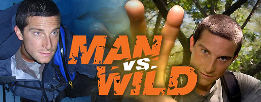 Man Vs Wild, Discovery, 5 Green-Themed TV Shows For Kids, The Hub, Kids Tv, Kids Television, green kids programming, eco television, eco television programming, green programming, green TV, eco TV, green television, eco television, environmental television, kids television, children's television, kids programs, kids programming