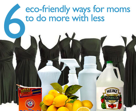 6 Eco-friendly ways for moms to do more with less, inhabitots, windows mobile 7, windows 7, sponsored by windows mobile, htc hd7, green design for families, sustainable design for families, multi use furniture, multi purpose furniture, multi purpose toys, clothing swaps, clothing rental, sharing clothing, diy cleaning products, eco cleaning products, eco friendly solutions, do more with less, rent maternity weat, thredup, multi purpose fashion, transforming dress, koo, transforming furntiure, convertible furniture, convertible crib, convertible bassinet, green baby gear