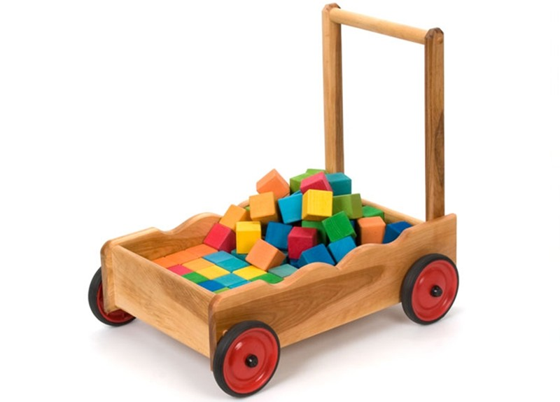 Top 7 Eco Friendly Toys That Get Your Baby Moving Inhabitots
