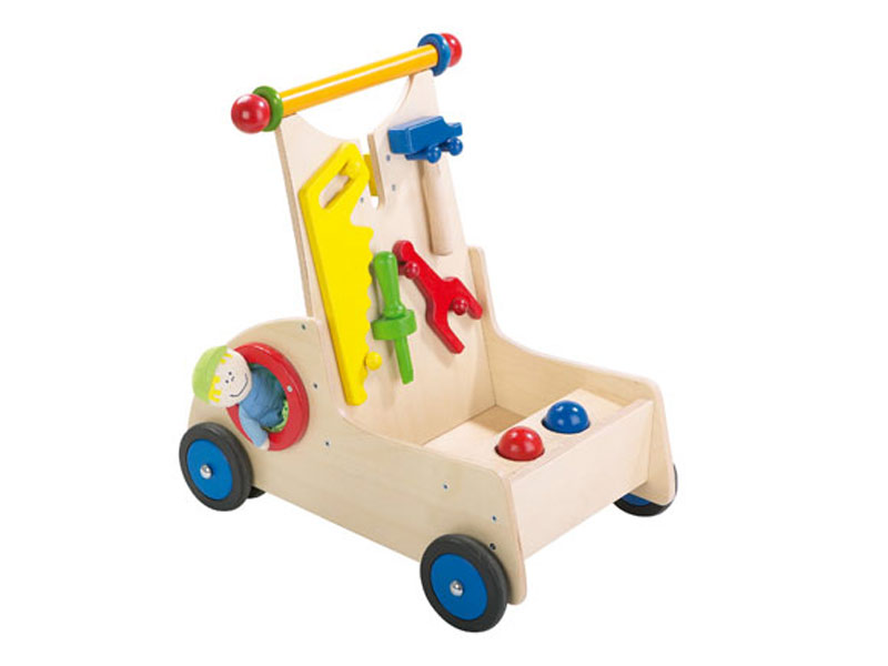 Push Toys For Toddlers : Best eco friendly walkers and push toys for toddlers