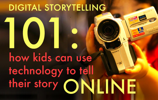 tell your story online