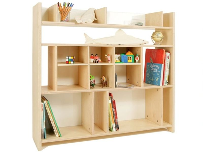 Nonjetable Bookcase Recto Verso
