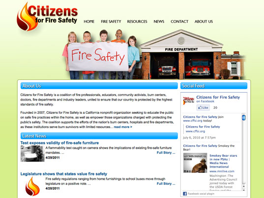 Citizens For Fire Safety Advocates Against Chemical Free Furniture In  California | Inhabitots