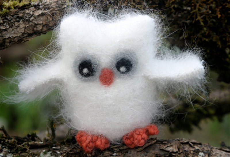 Woolcrazy Moonlight The Baby Owl Inhabitots