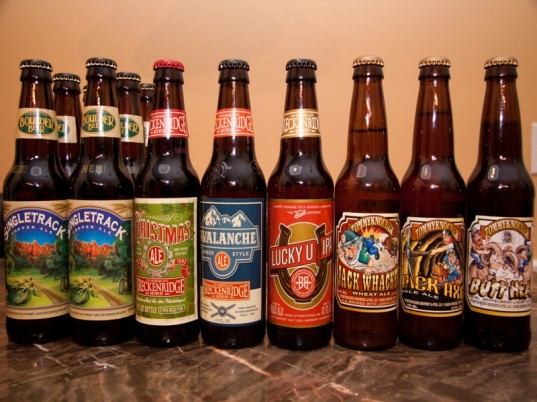 local beer, organic beer, green father's day gift