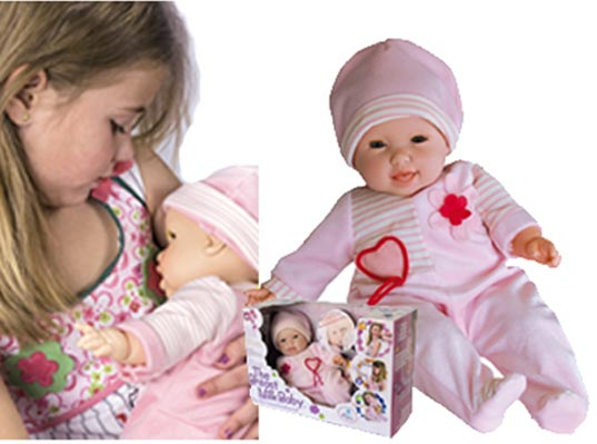The Breastmilk Baby Doll Now Available In The U S