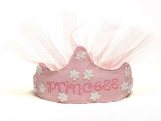 princess crown, green party, tea party, green party favors