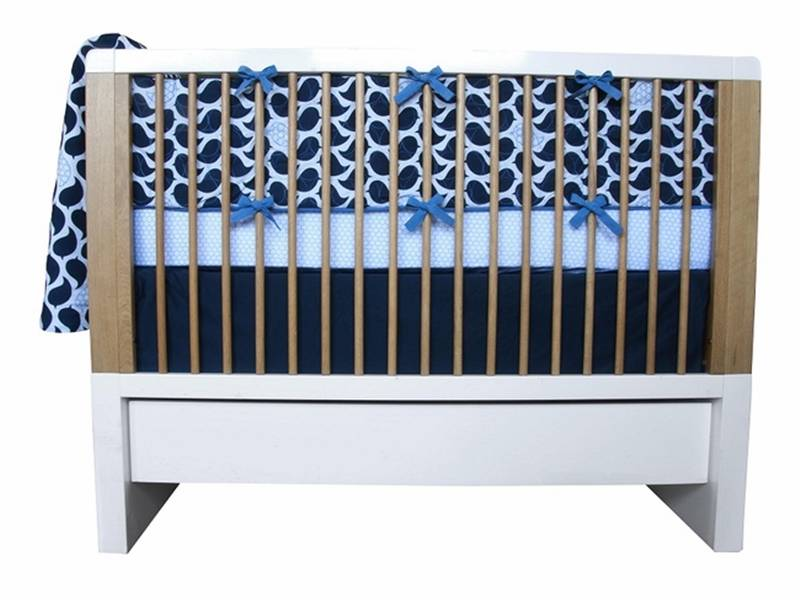 Egg Baby Bedding Organic Crib Set