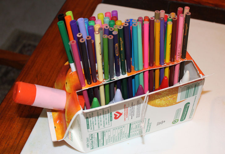 7 Arts And Crafts Projects For Kids That Encourage Recycling And