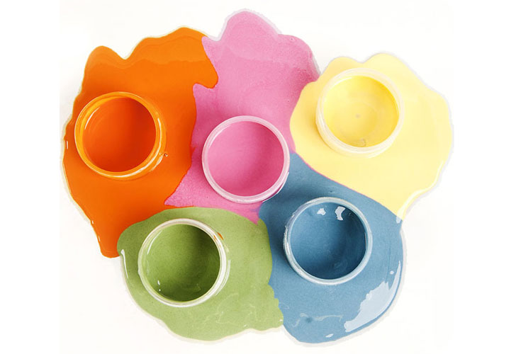 Let your little artist go wild with eco kids eco finger for Eco paint