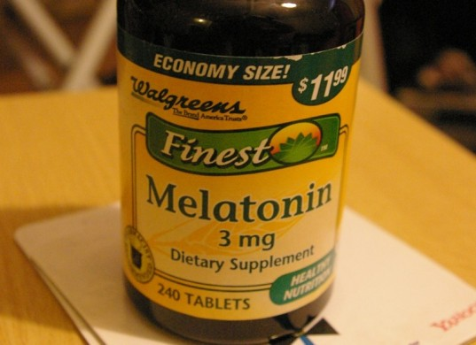 natural sleep remedies, melatonin