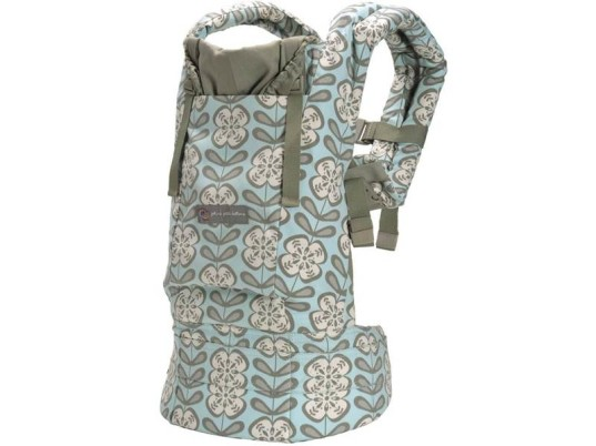 5fc134c5c12 That s exactly what you get with the new co-designed ERGObaby   Petunia  Organic Carrier - good news since a baby carrier is one of our must-have  baby items.