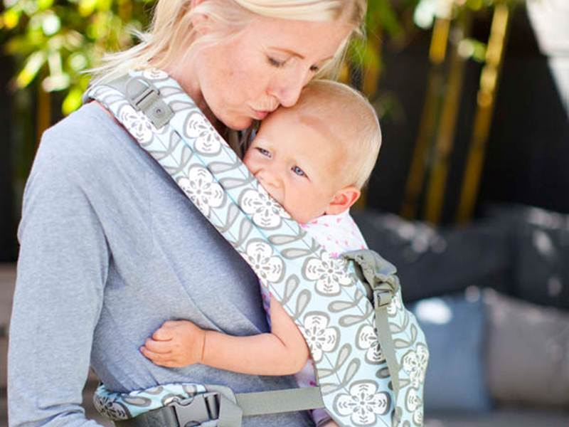 ERGObaby   Petunia Pickle Bottom Team Up for New Organic Baby Carriers