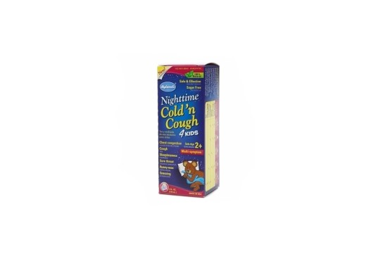 Nighttime Cold 'n Cough 4Kids, Hylands Children's Homeopathic, Cough & Cold 4Kids