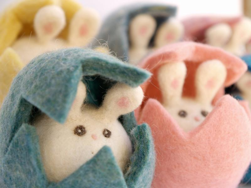Six adorable eco friendly handmade easter gifts inhabitots negle Images