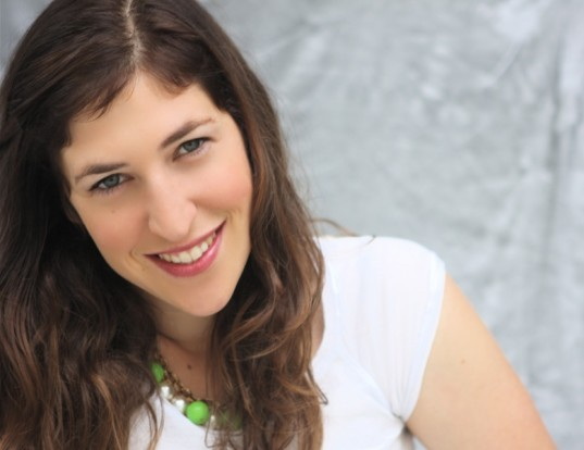 mayim bialik, beyond the sling, attachment parenting