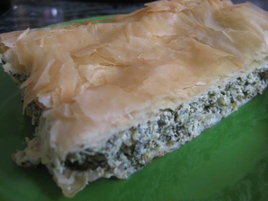 kale, kale spanakopita, guide to greens, vegan cooking, vegetarian