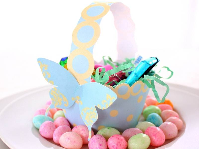 Easter inhabitots 7 sweet printable easter baskets under 5 negle Gallery