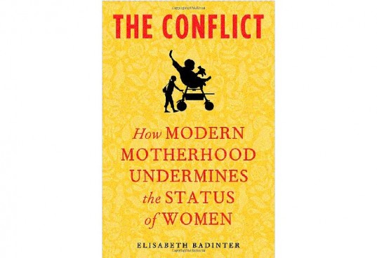 the conflict book, european best seller, feminist motherhood book, conflict, le conflict