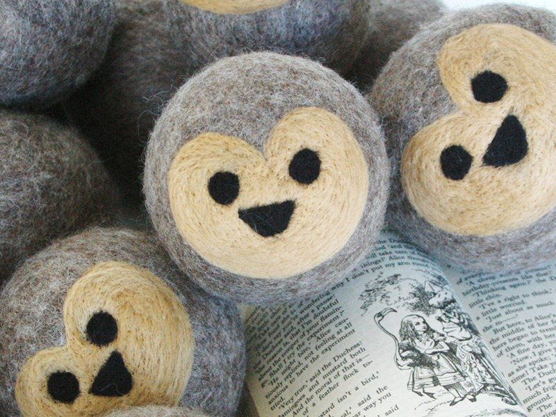 how to make felted wool