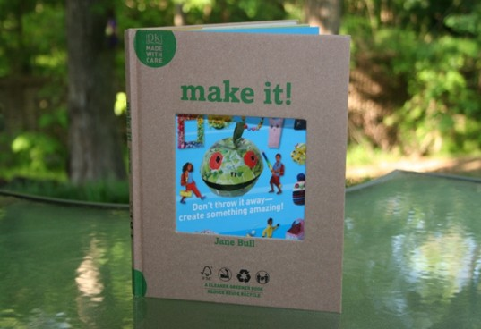 make it, green book, earth day books, childrens books