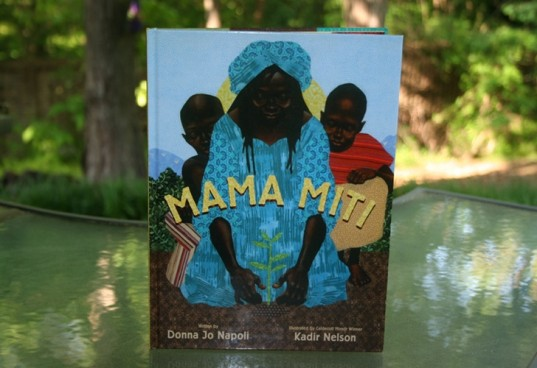 mama miti, green books, earth day books, childrens books