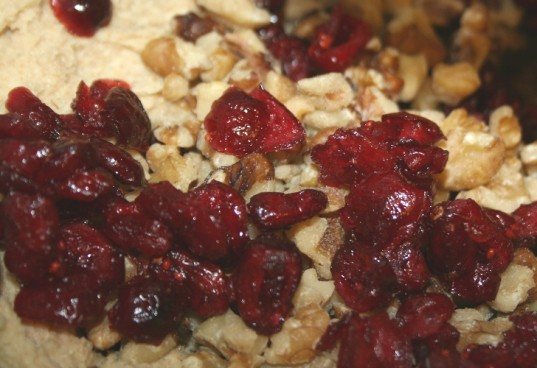 organic orange cranberry cookies, how to make organic cookies, organic cookies, cranberry orange cookies, fruit cookies