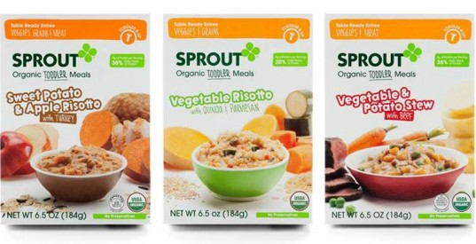 sprout baby food,toddler meals, microwave toddler meals, healthy meals, toddler food, organic food, usda organic food, organic meals, toddler nutrition, baby nutrition, organic baby food,fast organic food,