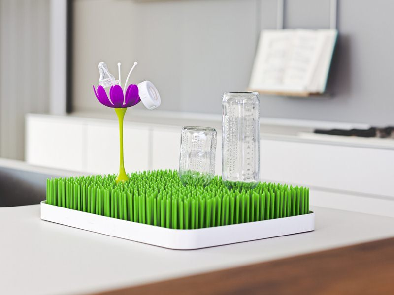 Springtime Blooms in Your Kitchen Year Round with Stem Drying Rack by Boon