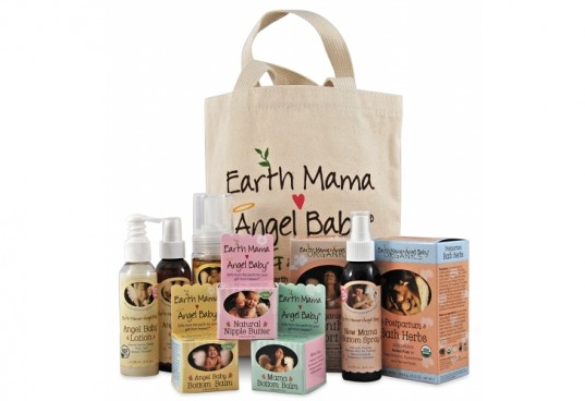 earth mama angel baby, made in america, usa made, organic personal care