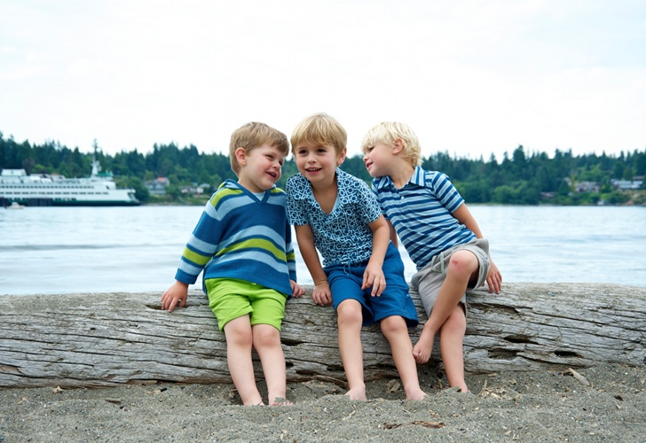 8 Organic Clothing Brands We Love For Boys This Summer