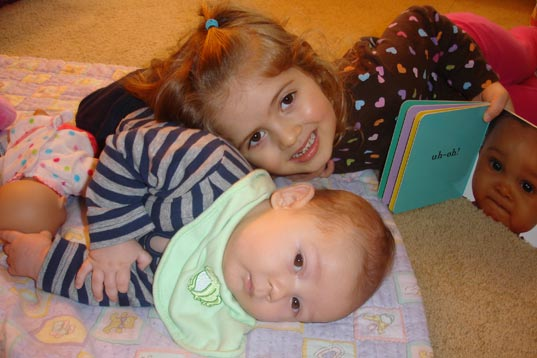 Preparing Your Child To Be A Big Sister Or Brother ...