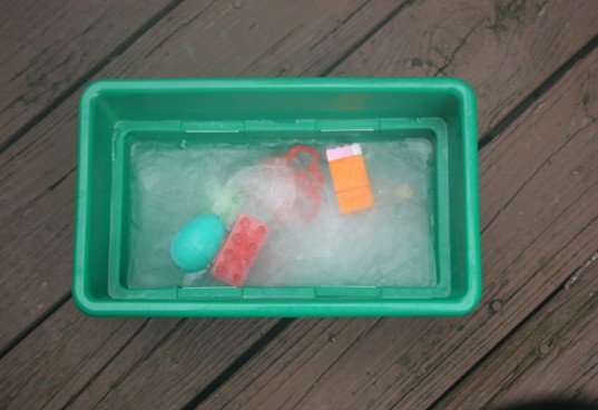 how to make your own dry ice