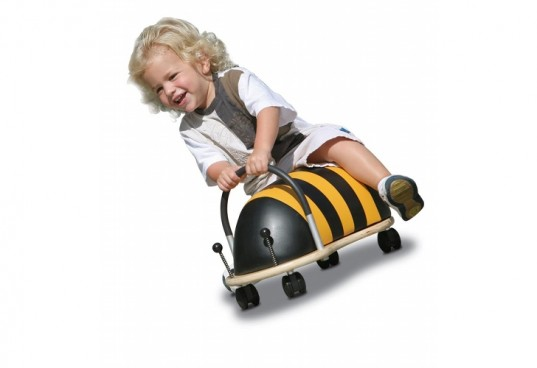 summer toys, prince lionheart, wheely bee, prince lionheart wheely bee