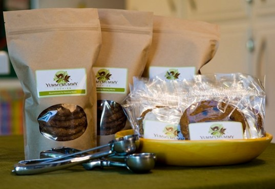 organic lactation cookies, lactation cookies, yummy mummy cookies