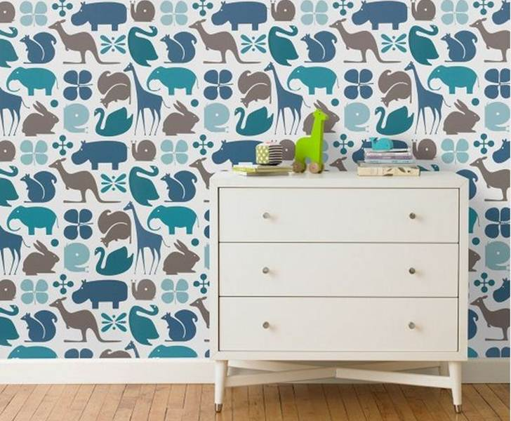 Eco Room Decor For Kids That Will Make The Walls Speak Volumes | Inhabitots Part 63