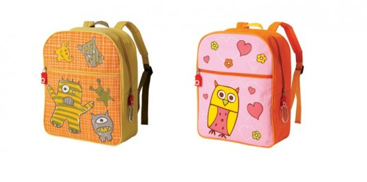 O.R.E Original Designs, Zippee Backpacks, kids backpacks, back to school