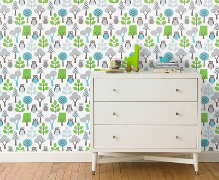 Eco Friendly Wallpaper From Dwell Studio Breathes New Life Into Kids
