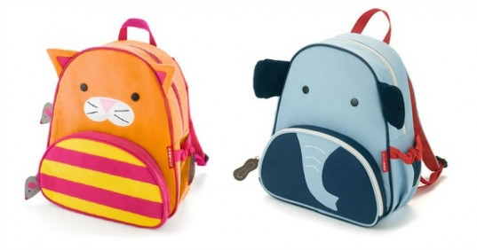 Skip Hop, Zoo Packs, Cat Zoo Pack, Elephant Zoo Pack, BPA-free, Phthalate-free, back to school, kids backpacks