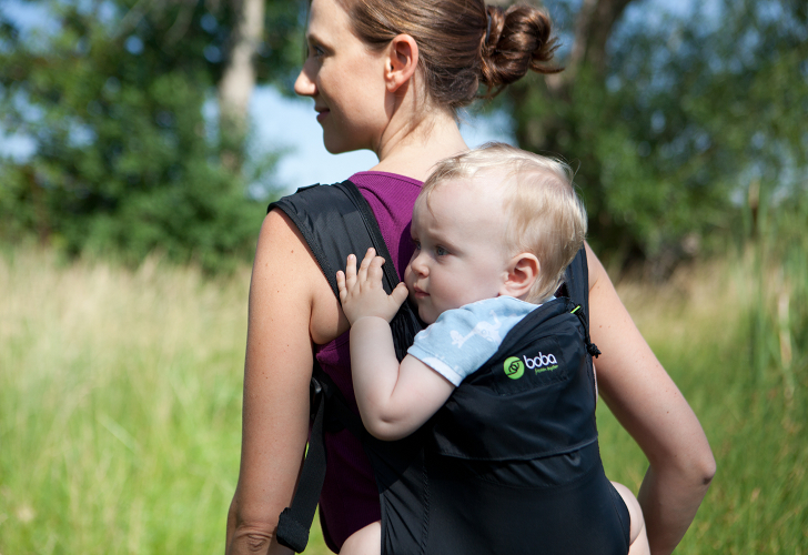Bobaair The World S Lightest Baby Carrier Is Perfect For Families