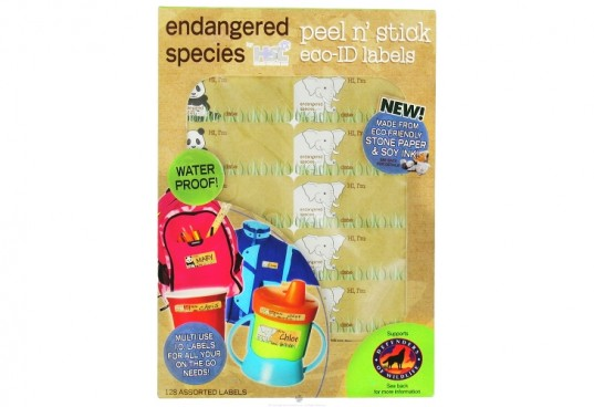 endangered species, eco id, eco labels
