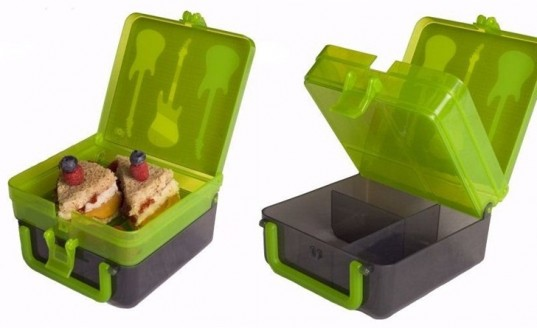 73caa6813760 Itzy Ritzy Lunch Happens Kids Bento Lunchbox Makes Kid Mealtime Fun ...