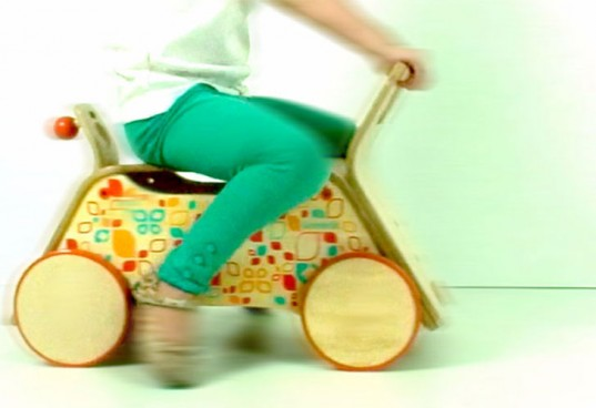 weerol, wooden toy, green toy, david perkins, green design for kids, green kids