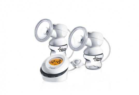 tommee tippee, double electric pump, breast pump