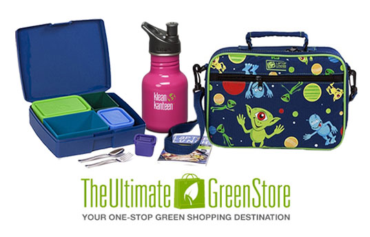 green supplies, the ultimate green store, klean kanteen, aladdin lunch bag, laptop lunch box, bento lucnh box, reusable lunch containers, reusable water bottle