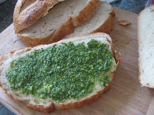 pesto, healthy recipe, dips and spreads, healthy spreads