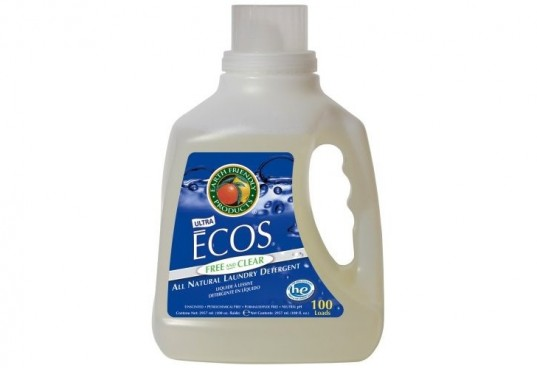 cloth diaper detergent, ecos free and clear, safe detergent